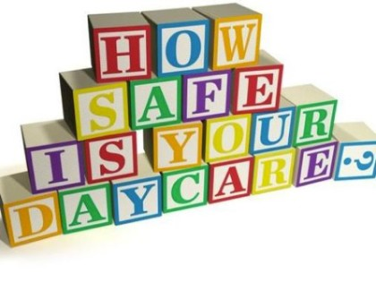 Safety and Supervision Child Care