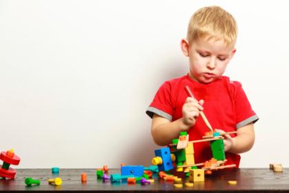 child developmental 3-5 years