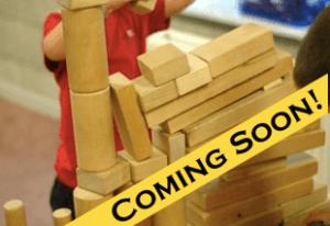 boy building with blocks